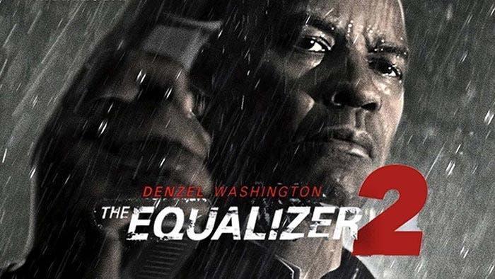 Nuevo tráiler de The Equalizer 2: El regreso de Denzel Washington