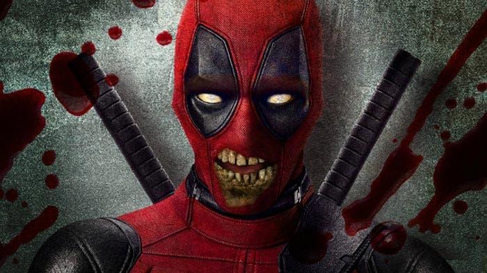 Deadpool 2 se ríe de The Walking Dead