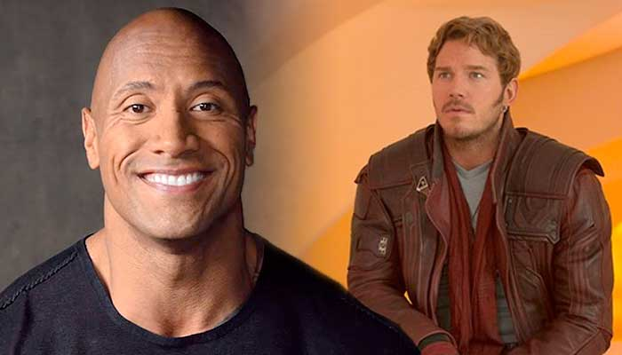 the rock chris pratt pelicula