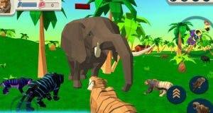 El juego Tiger Simulator 3D