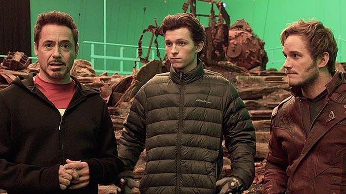 Tom Holland tuvo serios problemas para trabajar con Chris Pratt en Vengadores: Infinity War