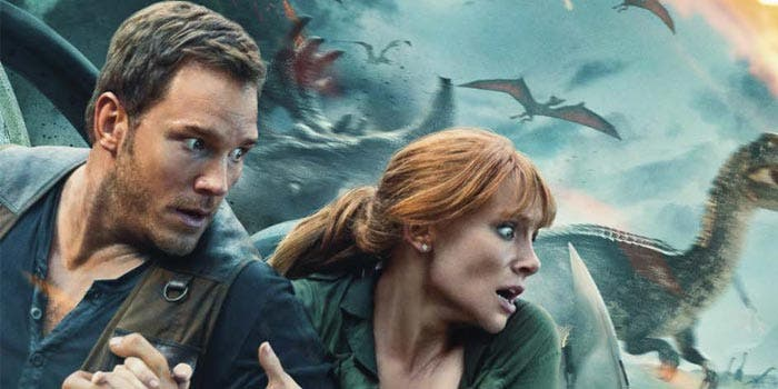 El plan para Jurassic World 3 según Bryce Dallas Howard