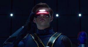Tye Sheridan (Cíclope) en X-Men: Dark Phoenix (2019)