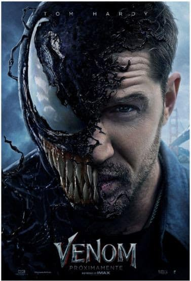 Póster de Venom