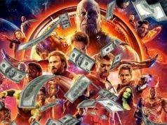 Vengadores: Infinity War recaudación