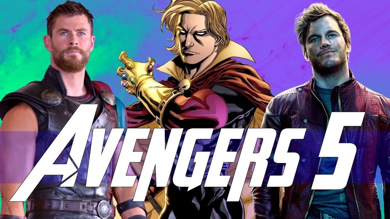 Vengadores 5