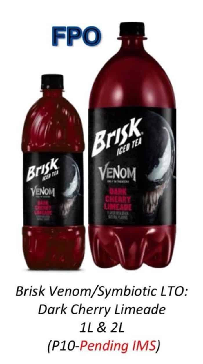 Publicidad de la película Venom (2018)