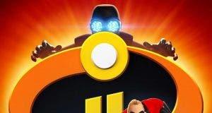 El villano de Los Increíbles 2 (2018) en el póster