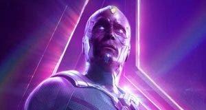 vision Vengadores: infinity War