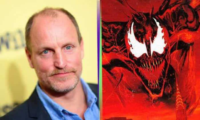 Woody Harrelson podría ser Carnage en Venom (2018)