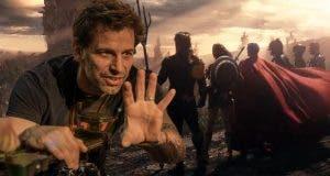 La planificación de Zack Snyder con el DC Extended Universe (DCEU)