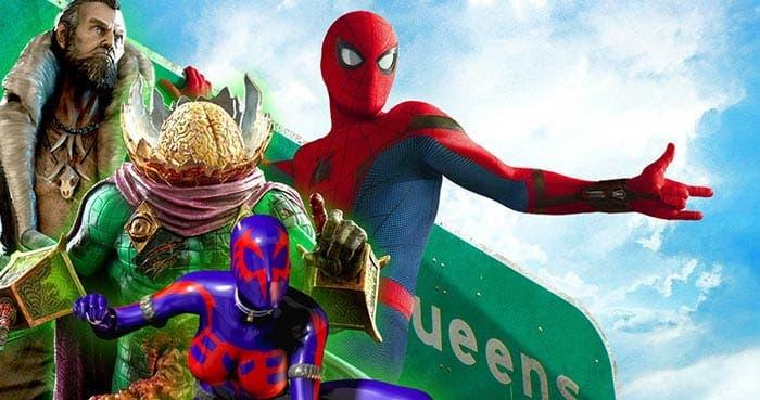 8 spoilers de Spider-Man 2 (2019)