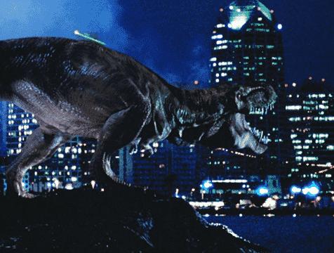 El mundo perdido: Parque Jurásico, Jurassic World: El reino caído,Jurassic Park