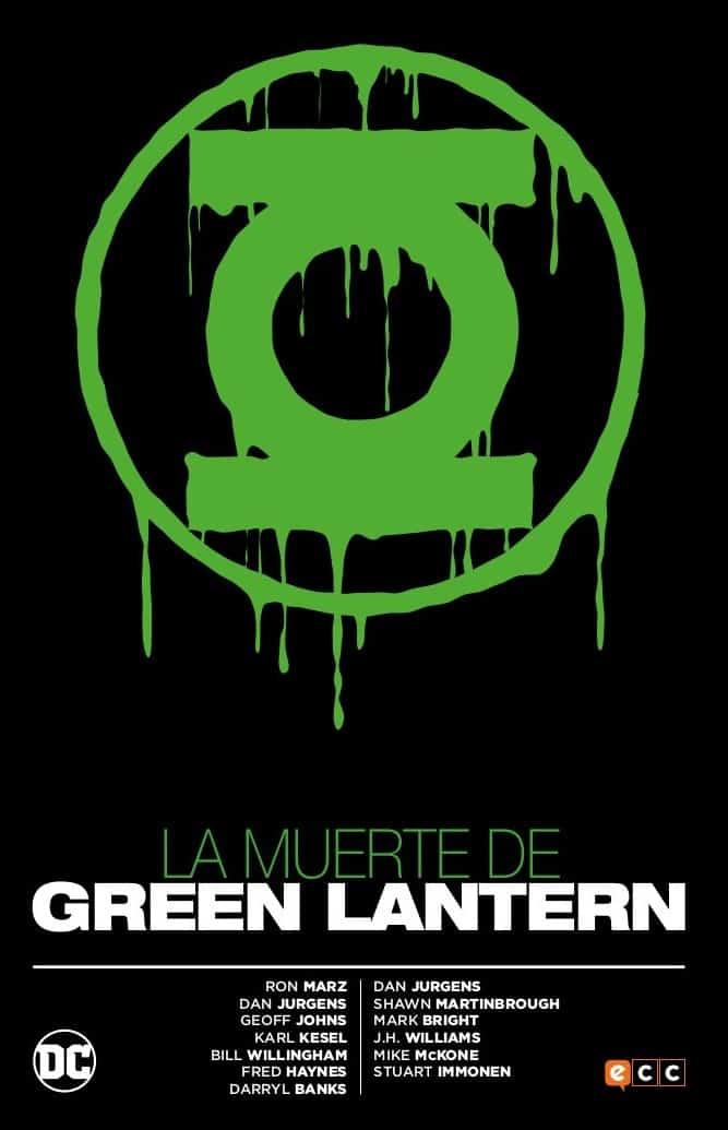 La Muerte de Greee Lantern