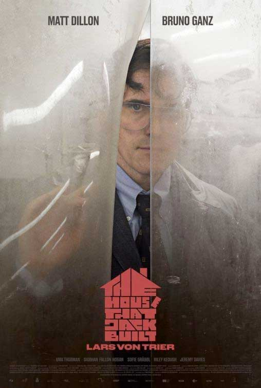 Lars von Trier The House That Jack Built Cannes