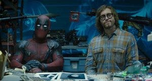 TJ Miller en Deadpool 2
