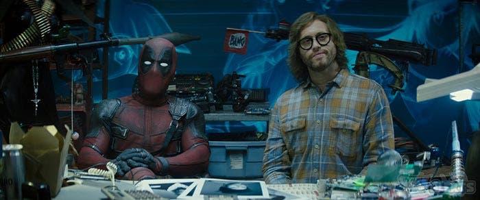 TJ Miller en Deadpool 2