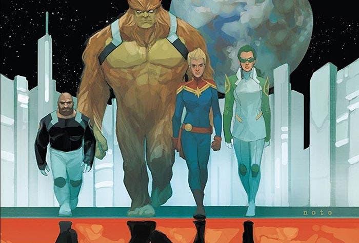 Alpha Flight | Franquicias de Marvel tras Vengadores 4
