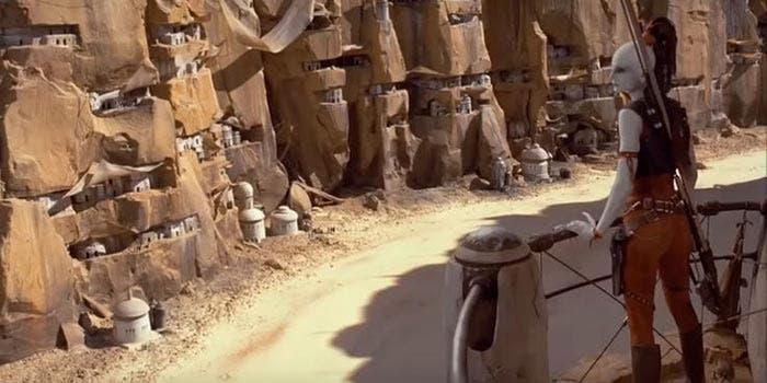 Aurra Sing confirmó su muerte en Han Solo: Una historia de Star Wars