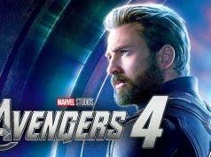 Capitán América en Vengadores 4
