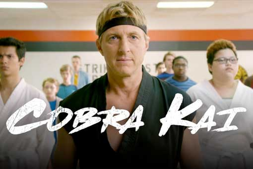 Cobra Kai - Karate Kid
