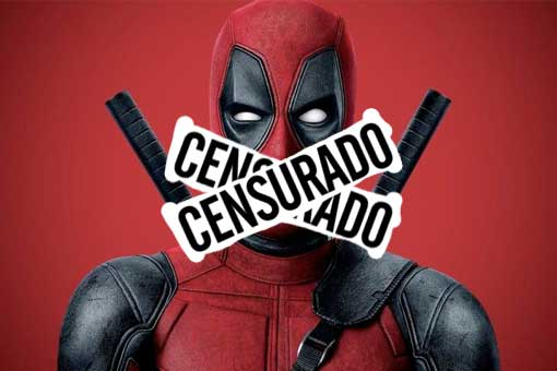 Deadpool 2 Censurado