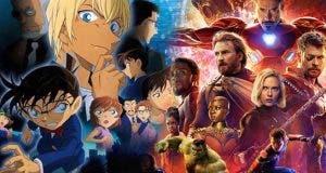 Detective Conan vs Vengadores: Infinity War