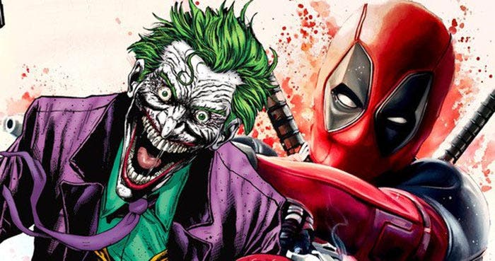 El Joker hace un cameo en Deadpool 2