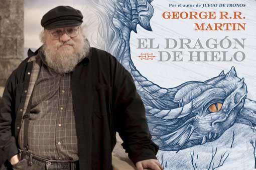 George R. R. Martin el dragon de hielo