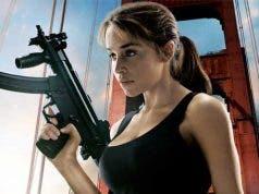 Emilia Clarke Terminator Génesis