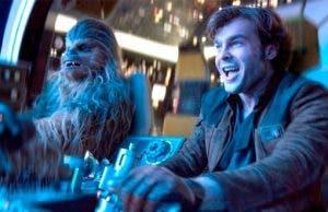 Resultado de imagen de Solo: una historia de Star Wars (2018), de Ron Howard. wikipedia