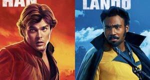 Lando Calrissian es pansexual en Han Solo: Una historia de Star Wars