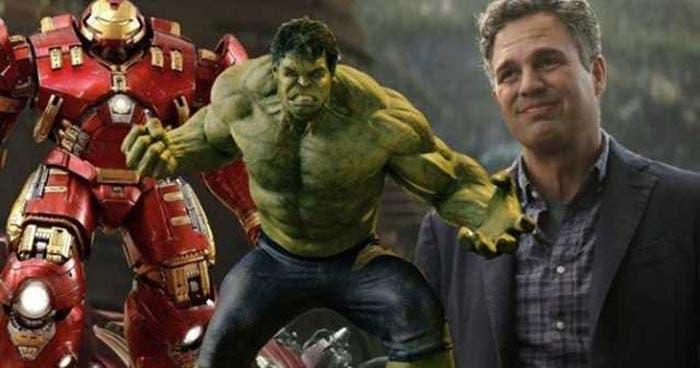 Hulk (Bruce Banner) en Vengadores: Infinity War