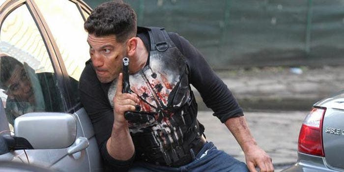 Jon Bernthal The Punisher The Walking Dead