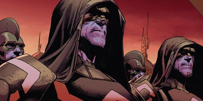 El Imperio Kree (Marvel Comics)