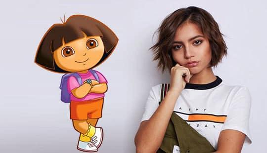 Isabela Moner será Dora la exploradora