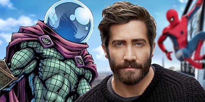 jake gyllenhaal misterio spider-man-2
