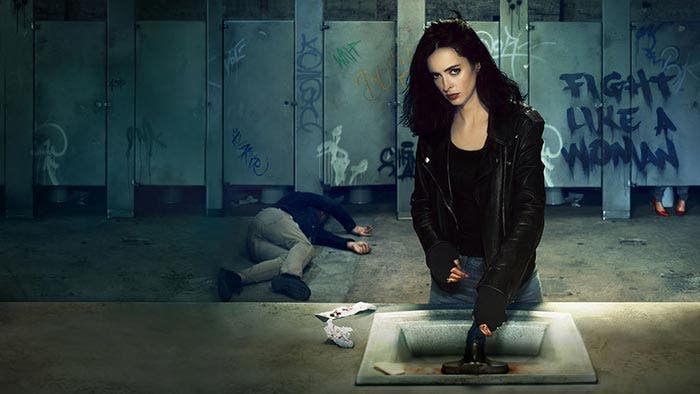 La temporada 3 de Jessica Jones (Netflix) Daredevil