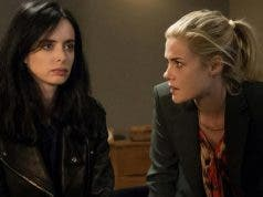 Jessica Jones y Trish Walker