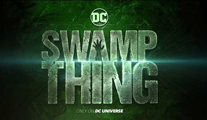DC Universe La Cosa del Pantano