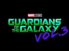 Logo fan art de Guardianes de la Galaxia Vol. 3