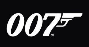 Logo de James Bond 25