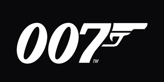 Logo de James Bond 25