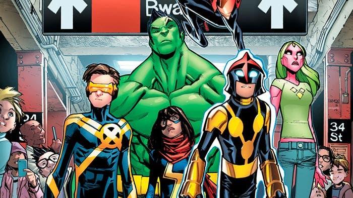 Los Campeones | Franquicias de Marvel tras Vengadores 4