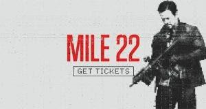 Mile 22, la nueva película de Mark Wahlberg
