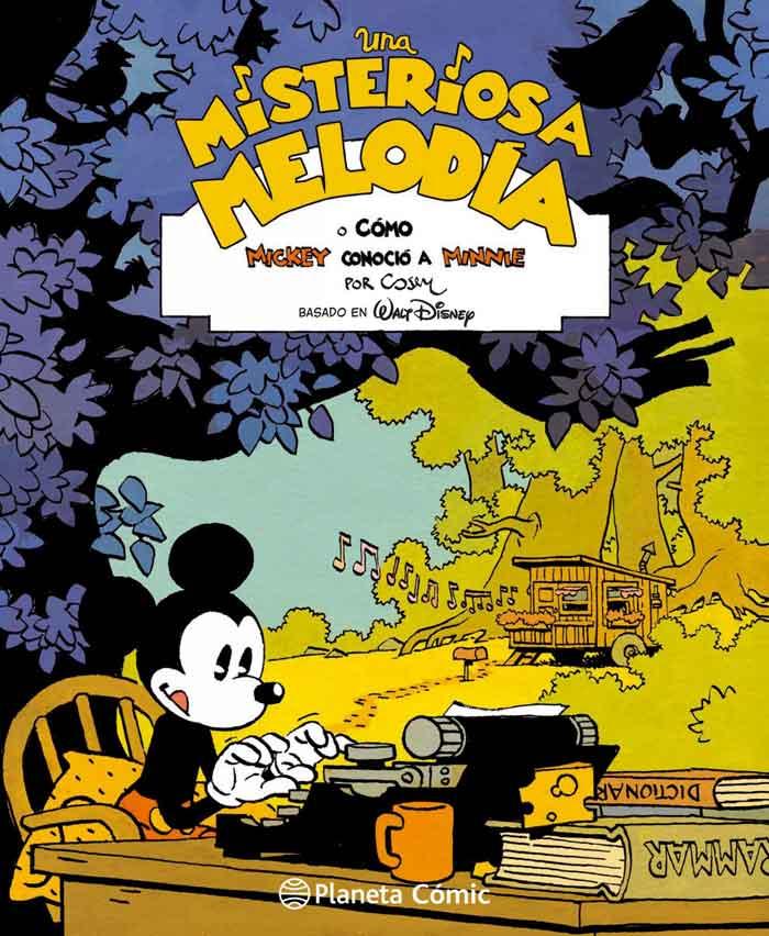 Una misteriosa melodía 'Cómo Mickey conoció a Minnie