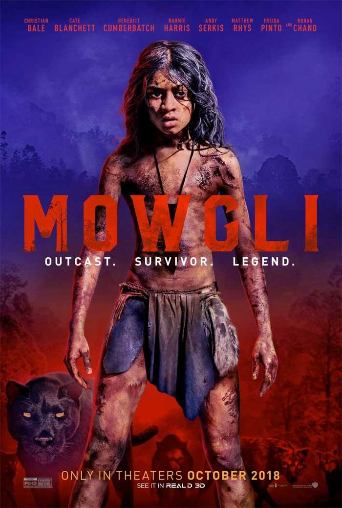 Netflix compra Mowgli a Warner Bros