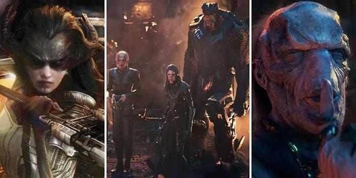 Orden Oscura (Vengadores: Infinity War)