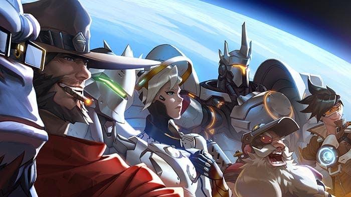 Wallpaper de Overwatch