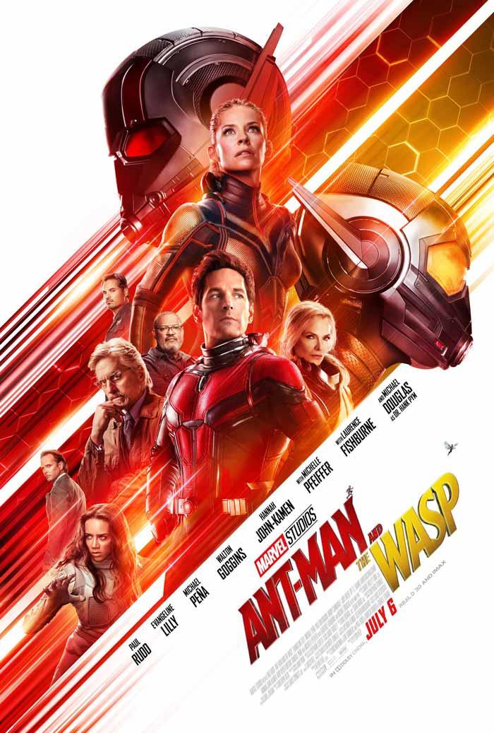 Nuevo poster y tráiler de 'Ant-man y la Avispa'